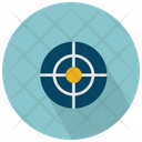 Shoot Target Point Icon