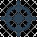 Target Bullseye Focus Icon