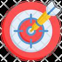 Target Goal Focus Icon