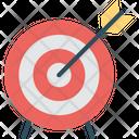 Target Arrow Goal Icon