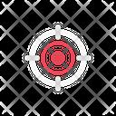 Target Focus Current Icon