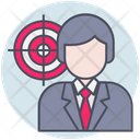 Business Target Goals Icon