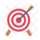 Target Achivement Success Icon