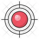 Target Design Focus Icon