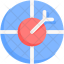 Target Business Arrow Icon
