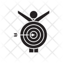 Target Customer Target Dart Icon