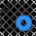 Target Aim Document Icon