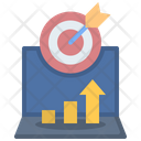 Target Turnover Strategy Icon