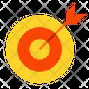 Target Darts Aim Icon