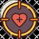 Target Love Target Focus Target Icon