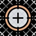Target Bulls Eye Goal Icon