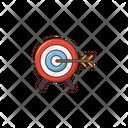 Target Success Goal Icon