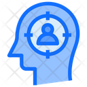 Target Person Focus Icon