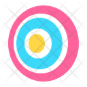 Icon Target Abstract Primitive Icon