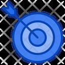 Target Aim Star Icon
