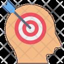 Target Focus Achieve Icon