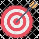 Target Goal Achieve Icon