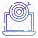 Target Goal Targeting Icon