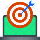 Target Project Goal Focus Icon