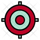 Target Arrow Sportsandcompetition Icon