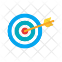 Target Marketing Audience Icon