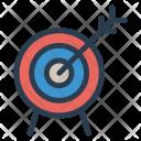 Target Fosuc Goal Icon