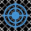 Target Goal Dartboard Icon