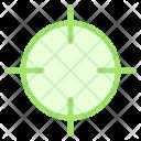 Target Goal Aspirations Icon