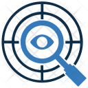 Target analysis Icon