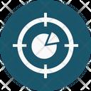 Target Graph Focus Icon