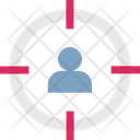 Target Audience Target Customer Target Group Icon
