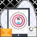 Target Customer Target Audience Target Consumer Icon