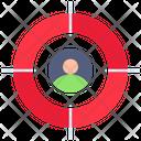 Target Audience User Focus Target User Icon