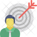 Target Audience Core Icon