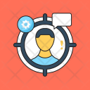 Target Audience Intention Icon