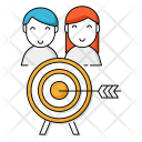 Audience Target Group Icon