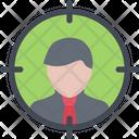 Target Auditory Target Goal Icon