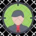 Target Auditory Analysis Icon