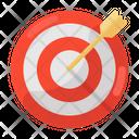 Target Board Bullseye Dartboard Icon