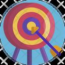 Creative Design Archery Aim Icon