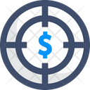 Target Budget Icon