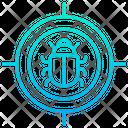 Target bug Icon