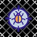 Disinfectant Concept Contour Icon