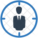 Target Candidate Applicant Icon