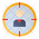 Target Client Icon