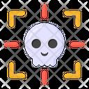 Headshot Target Danger Target Deactivation Icon