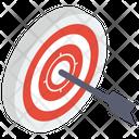 Target Dartboard Icon