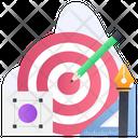 Creative Target Target Design Design Tools Icon
