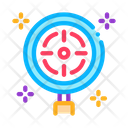 Target Detection Goal Icon