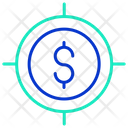 Target Dollar Icon